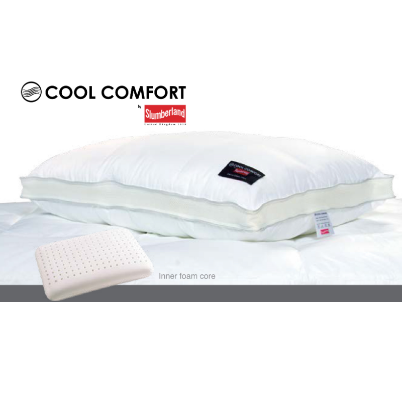 COOL COMFORT DELUXE CLASSIC PILLOW-4
