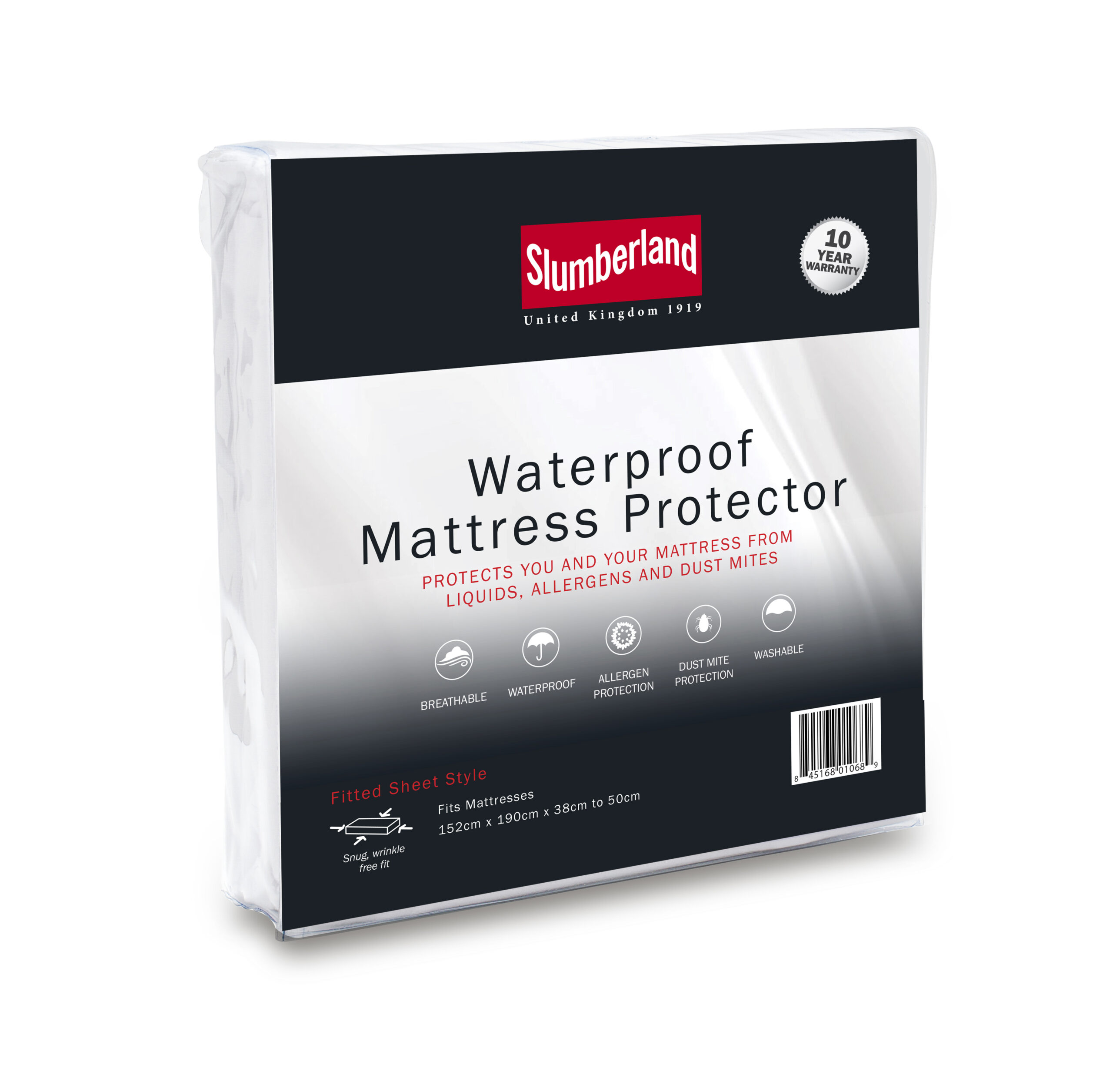 Mattress Protector-3d package